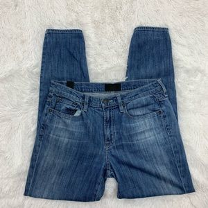 Vince Mason Relaxed Jeans Light Wash 27